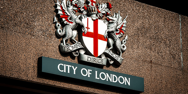 Crest of the City of London
