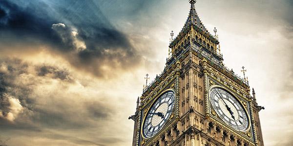 Big Ben in Westminster
