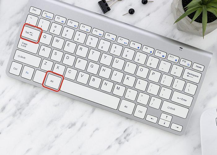 Alt + Tab. The Forgotten Shortcut
